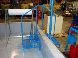Industrial handrailings